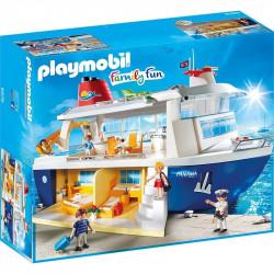 PLAYMOBIL 6978 Family Fun STATEK WYCIECZKOWY PANAMA