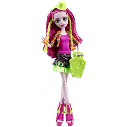 Mattel - CDC38 - Monster High - Upiorna Wymiana - Marisol Coxi