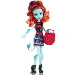 Mattel - CDC36 - Monster High - Upiorna Wymiana - Lorna McNessie