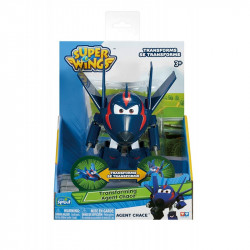 SUPER WINGS Transformujący Agent Chace 720223