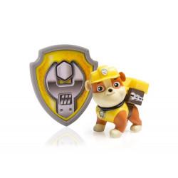 SPIN MASTER Psi Patrol Rubble z Odznaką 0565