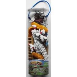 New Ray Toys - 05511 - Country Life - Zestaw Farma - Tuba