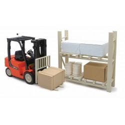 New Ray Toys - 87865 - Fork Lift - Wózek Widłowy