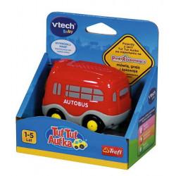 Vtech Samochód Śpiewający Czerwony Autobus 60806