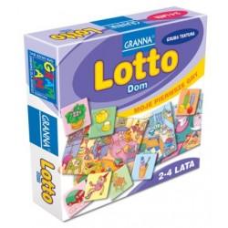 Granna - Gra Zręcznościowa - Moje Pierwsze Gry - Lotto - Dom
