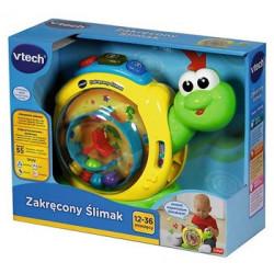 Vtech Zabawka Edukacyjna Zakręcony Ślimak 60826