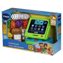 Vtech Zabawka Edukacyjna Cyferkowa Kasa Sklepowa 60832