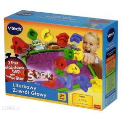 Vtech Zabawka Edukacyjna Literkowy Zawrót Głowy 60831
