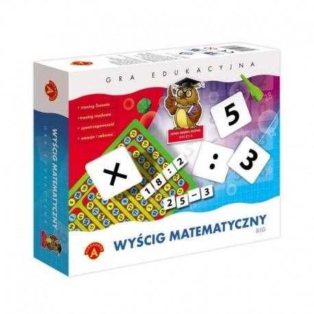 Alexander - Gra Edukacyjna - Wyścig Matematyczny 7213