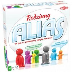 TACTIC Gra Planszowa Rodzinna ALIAS 53191