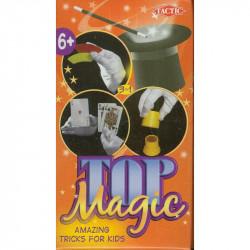 TACTIC Top Magic MAGICZNE SZTUCZKI Pomarańczowe 5279