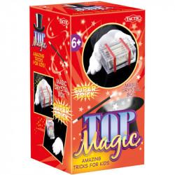 TACTIC Top Magic MAGICZNE SZTUCZKI Czerwone 5279