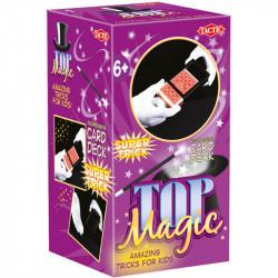 TACTIC Top Magic MAGICZNE SZTUCZKI Fioletowe 5279