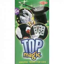 TACTIC Top Magic MAGICZNE SZTUCZKI Zielone 5279