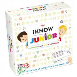 TACTIC Gra Planszowa iKNOW JUNIOR 54461
