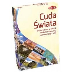 TACTIC Gra Planszowa CUDA ŚWIATA 55794