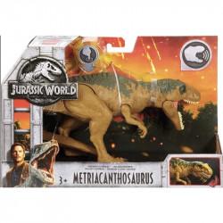 Mattel JURASSIC WORLD Figurka Dinozaura z Dźwiękiem METRIAKANTOZAUR FMM28