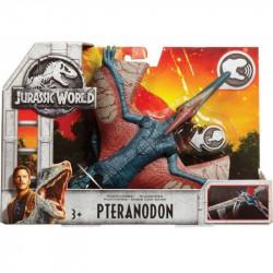 Mattel JURASSIC WORLD Figurka Dinozaura z Dźwiękiem PTERANODON FMM27