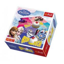 Trefl - 01268 - Gra Planszowa - Frozen - Kraina Lodu - Boom Boom