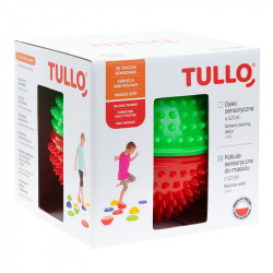 TULLO Półkule Sensoryczne 2 Sztuki 460