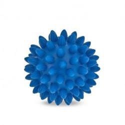 TULLO Jeżyk do Masażu i Rehabilitacji 5,4 cm Piłka w Kolorze Niebieskim 401