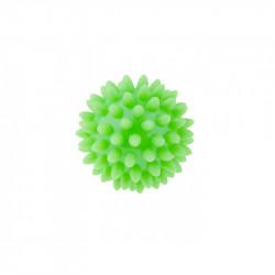 TULLO Jeżyk do Masażu i Rehabilitacji 5,4 cm Piłka w Kolorze Zielonym 401