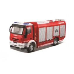 Bburago IVECO EMERGENCY Magirus Straż Pożarna w Skali 1:50 32052