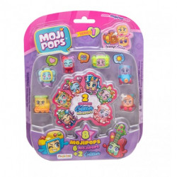 Magic Box Toys MOJI POPS Zestaw Figurek Seria 1 Glitter 8164