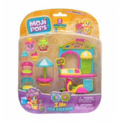 Magic Box Toys MOJI POPS Zestaw Figurek Seria 1 I Like Ice Cream 8225