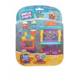 Magic Box Toys MOJI POPS Zestaw Figurek Seria 1 I Like Movie 8201