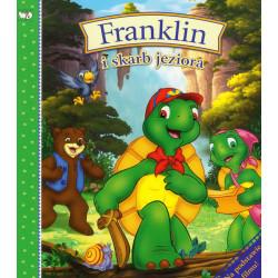 Wydawnictwo Debit Literatura Dziecięca FRANKLIN i SKARB JEZIORA 675263