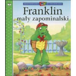 Wydawnictwo Debit Literatura Dziecięca FRANKLIN MAŁY ZAPOMINALSKI 2712
