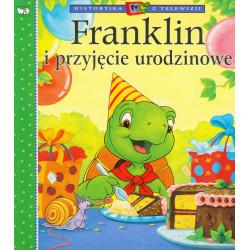 Wydawnictwo Debit Literatura Dziecięca FRANKLIN i Przyjęcie Urodzinowe 2613