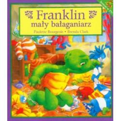 Wydawnictwo Debit Literatura Dziecięca FRANKLIN MAŁY BAŁAGANIARZ 2439