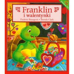 Wydawnictwo Debit Literatura Dziecięca FRANKLIN i WALENTYNKI 3207