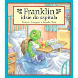 Wydawnictwo Debit Literatura Dziecięca FRANKLIN IDZIE DO SZPITALA 672118