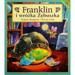 Wydawnictwo Debit Literatura Dziecięca FRANKLIN I WRÓŻKA ZĘBUSZKA 4228