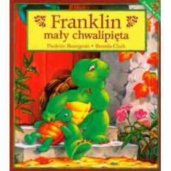 Wydawnictwo Debit Literatura Dziecięca FRANKLIN MAŁY CHWALIPIĘTA 3078