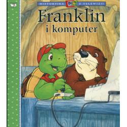 Wydawnictwo Debit Literatura Dziecięca FRANKLIN I KOMPUTER 672606
