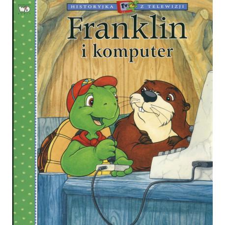 Wydawnictwo Debit Literatura Dziecięca FRANKLIN I KOMPUTER 2606