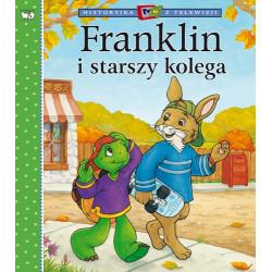 Wydawnictwo Debit Literatura Dziecięca FRANKLIN I STARSZY KOLEGA 7618