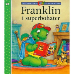 Wydawnictwo Debit Literatura Dziecięca FRANKLIN I SUPERBOHATER 3214