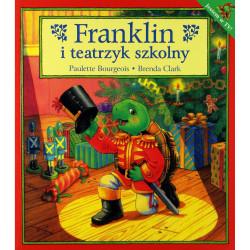 Wydawnictwo Debit Literatura Dziecięca FRANKLIN I TEATRZYK SZKOLNY 2422