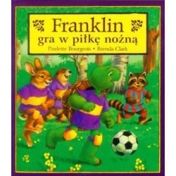 Wydawnictwo Debit Literatura Dziecięca FRANKLIN GRA W PIŁKĘ NOŻNĄ 674211