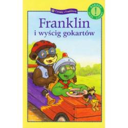 Wydawnictwo Debit Literatura Dziecięca FRANKLIN I WYŚCIG GOKARTÓW 4990