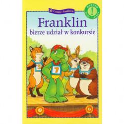 Wydawnictwo Debit Literatura Dziecięca FRANKLIN BIERZE UDZIAŁ W KONKURSIE 4969