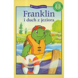 Wydawnictwo Debit Literatura Dziecięca FRANKLIN I DUCH Z JEZIORA 676871