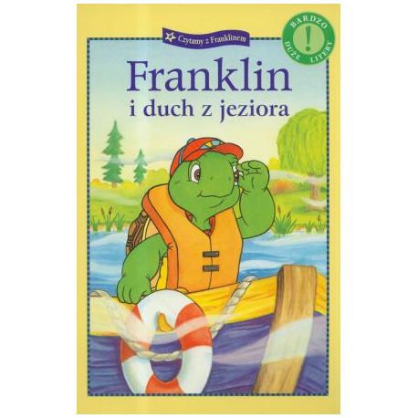 Wydawnictwo Debit Literatura Dziecięca FRANKLIN I DUCH Z JEZIORA 6871