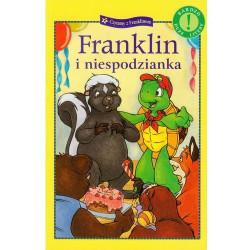 Wydawnictwo Debit Literatura Dziecięca FRANKLIN I NIESPODZIANKA 675027