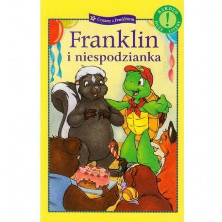 Wydawnictwo Debit Literatura Dziecięca FRANKLIN I NIESPODZIANKA 5027